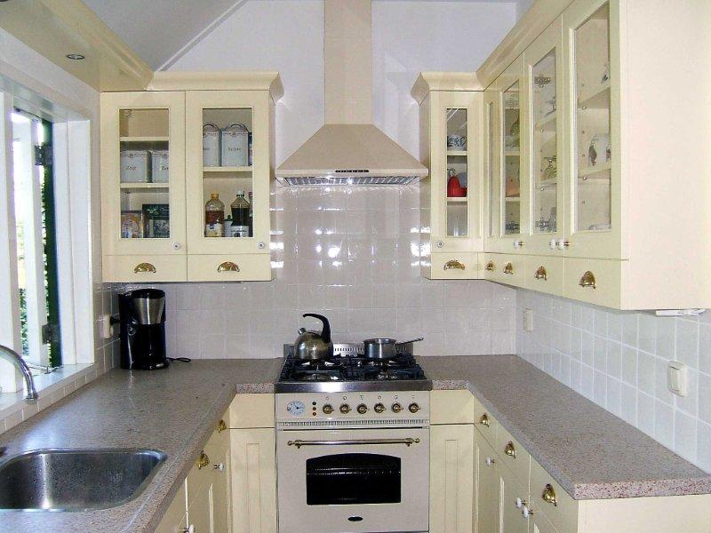Keukens bauform - Kleine keuken amerikaanse keuken ...